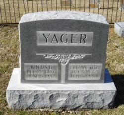 Rev Junius Brutus Yager