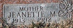 Jeanette M. <i>Macauley</i> Wolfe