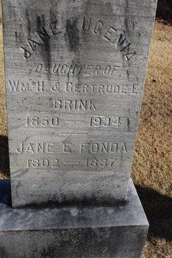 Jane E. Fonda