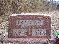 Mary Maude <i>Lance</i> Fanning