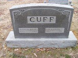 Marion Maxie Cuff
