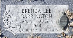 Brenda Lee Barrington