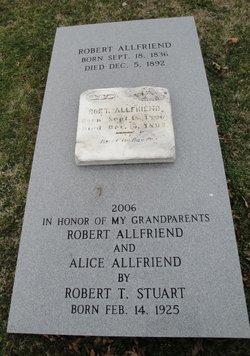 Robert Allfriend