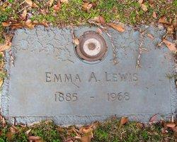 Emma A. Lewis