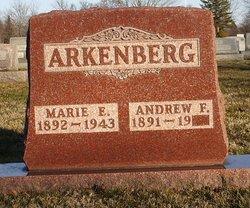 Marie E. <i>Biggins</i> Arkenberg