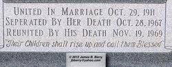Martha Jane <i>Clayton</i> Chance