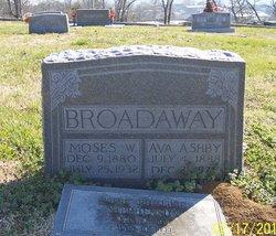 Ava Elizabeth <i>Ashby</i> Broadway