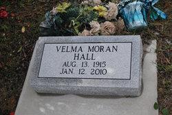 Velma <i>Moran</i> Hall