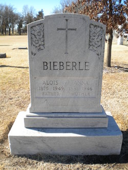 Anna <i>Melcher</i> Bieberle