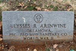 Ulysses R. Arinwine