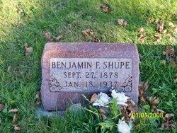 Benjamin Franklin Frank Shupe