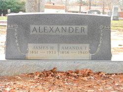 Amanda Tinsley <i>McFarland</i> Alexander
