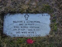 Hope L. <i>Whitford</i> Achelpohl