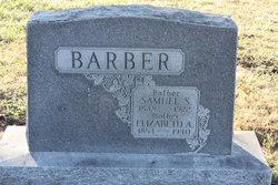 Elizabeth Adeline <i>Brown</i> Barber