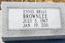 Ennis Brian Brownlee