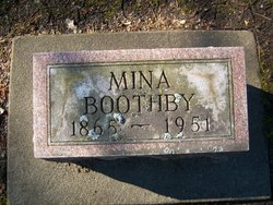 Ermina Mina <i>Douglas</i> Boothby