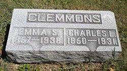 Emma S. <i>Smith</i> Clemmons