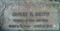 James Harrison Britt