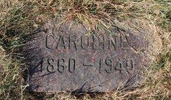Caroline <i>Halvorson</i> Bergstrom