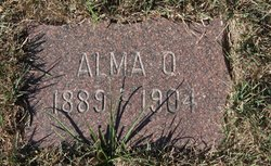 Alma O. Bergstrom