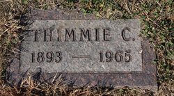 Thimmie Chester Bergstrom