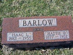 Hattie D. <i>Witwer</i> Barlow