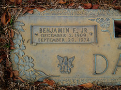 Benjamin Franklin Davis, Jr