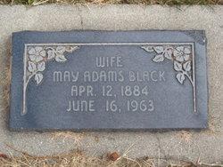 Agnes May <i>Adams</i> Black