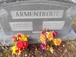 Ernest E. Armentrout