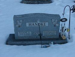 Ellen Mae Ella <i>Moser</i> Handke