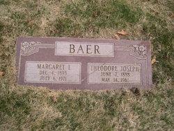 Margaret Rosemond <i>Irwin</i> Baer