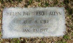 Helen <i>Patterson</i> Allyn