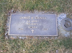 James Richard Daniel