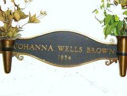 Johanna Caroline <i>Harney</i> Brown