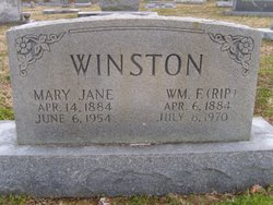 William Forrest Rip Winston