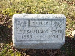 Louisa <i>Kiefer</i> Allmoslecher