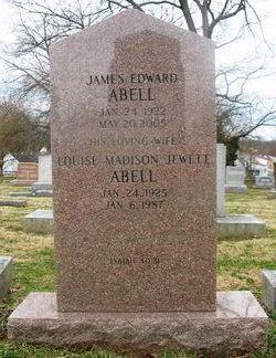 Louise Madison <i>Jewett</i> Abell