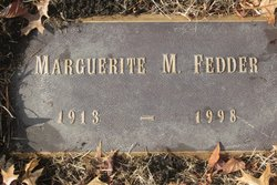 Marguerite M. Fedder