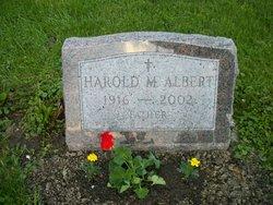 Harold M Albert