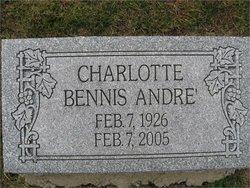 Charlotte Elizabeth Betsy <i>Bennis</i> Andre