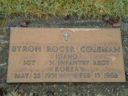 Byron Roger Barney Coleman