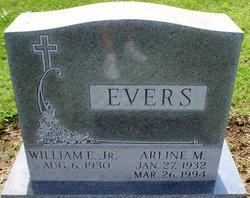 William E Evers, Jr