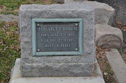 Margaret <i>Connolly</i> Browne