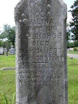 Evalina <i>Thomas</i> Bishop