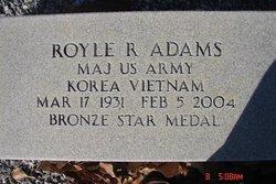 Royle Reginald Adams