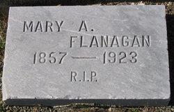 Mary A <i>Pi�a</i> Flanagan