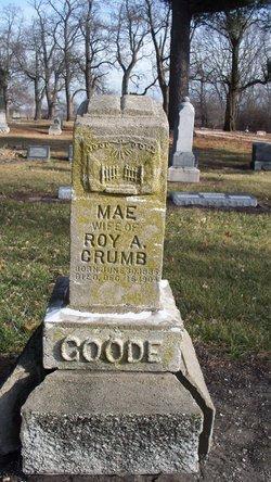 Mae <i>Goode</i> Crumb