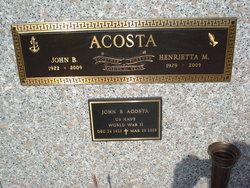 Henrietta M. Acosta