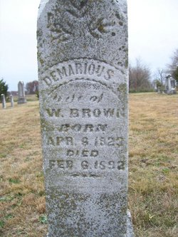 Demarious Brown