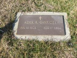Alma R. <i>Rider</i> Garriott